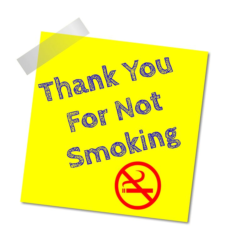 No Smoking Thanks Stop Smoking transparent image