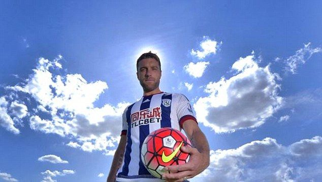 West Brom complete 3m signing of striker Rickie Lambert from Liverpool following success medical at the Hawthorns