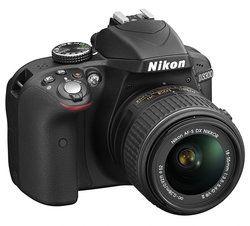 Nikon D3300 Custom Kit