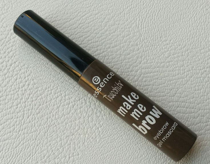 review eyebrow gel mascara essence make me brow - Simply a perfect colour for dark hair and one of the best I purchase