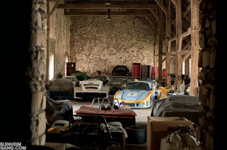 This Lamborghini Miura Is A Family Heirloom Barn Find