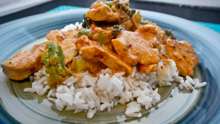 chicken stir chicken red curry stir fry pineapple chicken stir fry