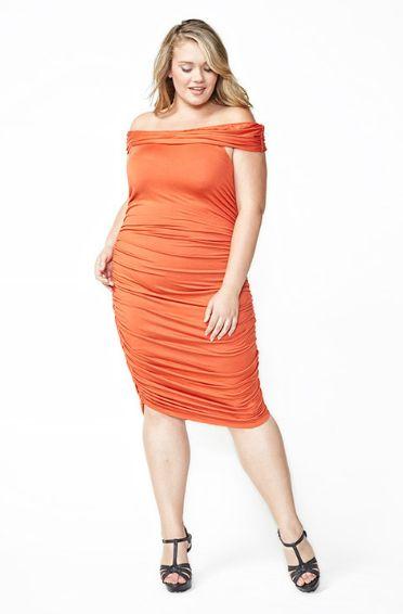 Beautiful dress ! Lol fat model | I should learn to love my Body ...