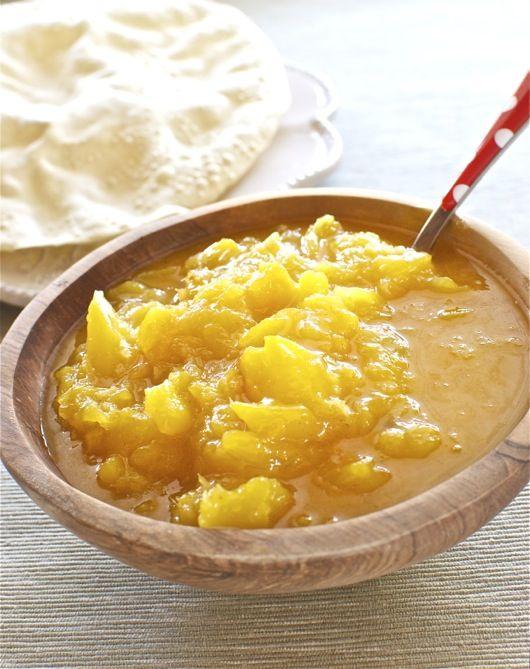 Chutney de mango, receta india con Thermomix « Thermomix en el mundo