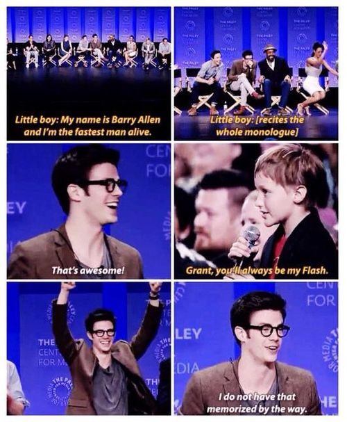 The Flash - PaleyFest