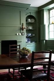 Image result for farrow and ball card room green bathroom