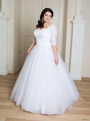 269b6066a3 Vestidos de novia para gorditas y bajitas