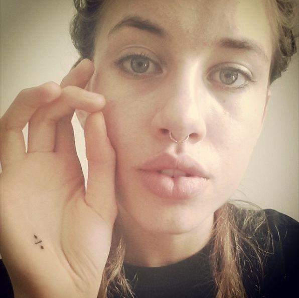 Иасажполовых губ у баб 1 фотография