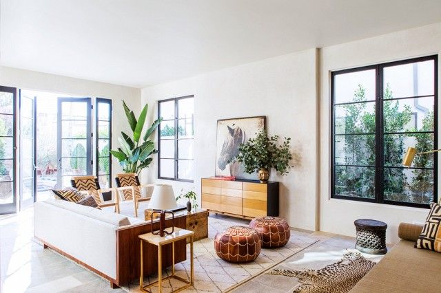 Inside+an+Incredible+Home+With+Modern+Californian+Appeal+via+@mydomaine