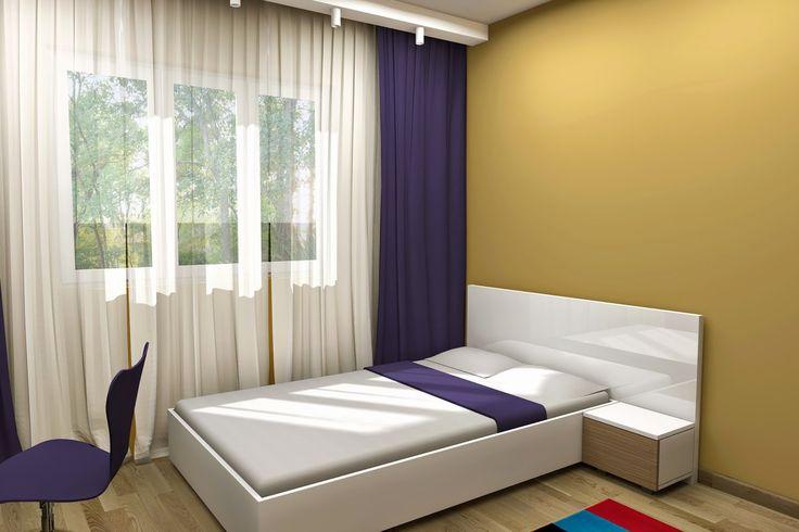 Design interior - camera copil Bucuresti | Design Interior >> Proiecte de amenajari interioare si design interior Bucuresti