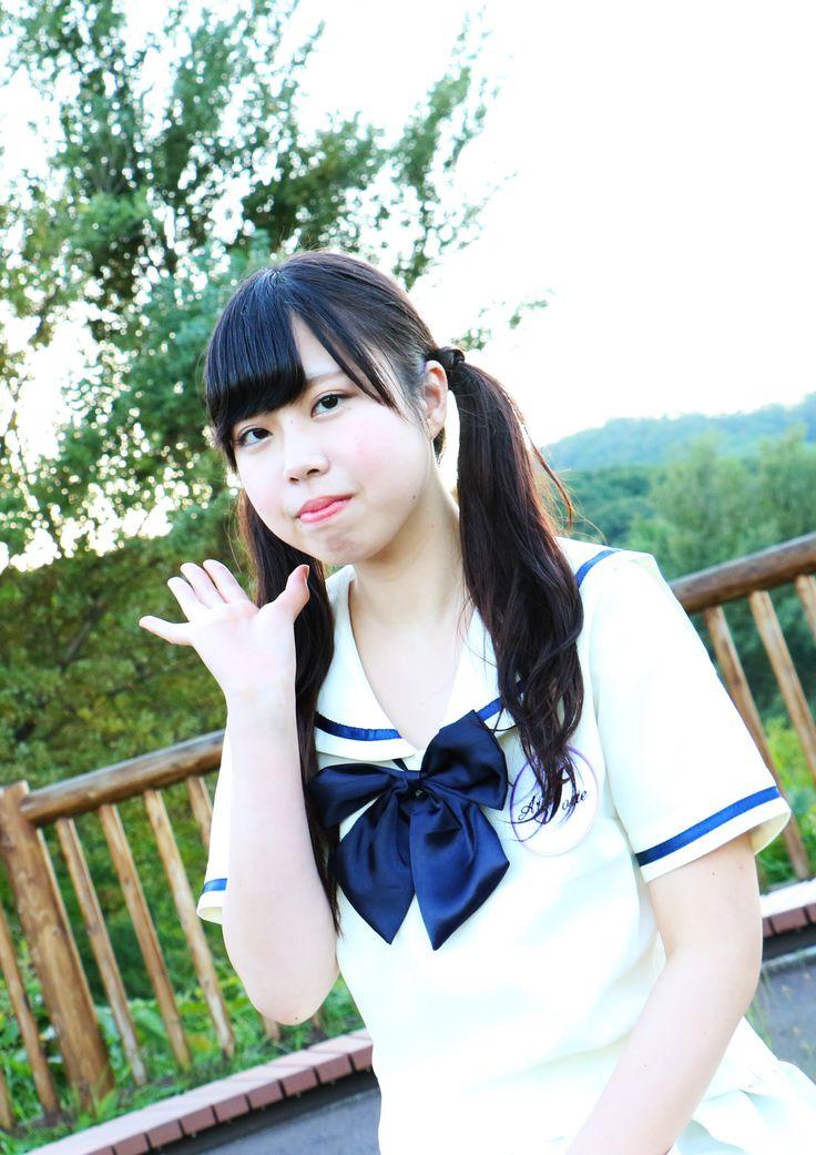 水島 真依 « 札幌アイドルカフェ/すすきの/アイドル,声優,タレントを目指す女の子が運営するカフェ&バー