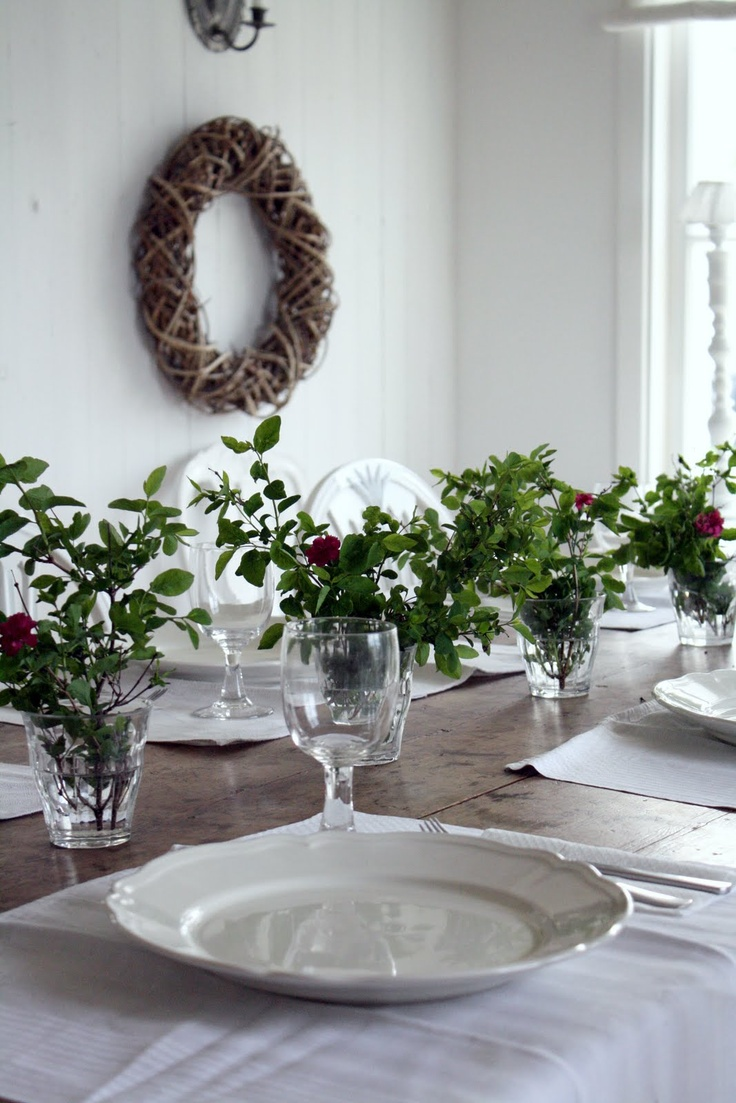 152 Best Images About The Christmas Table On Pinterest