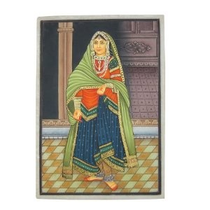 Art of India Embossed Miniature Painting on Marble Plate (Kitchen)  http://documentaries.me.uk/other.php?p=B0069KIZCK  B0069KIZCK