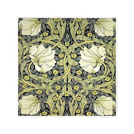Morris Pimpernel  Curtains Craftsman home #decor #interiors
