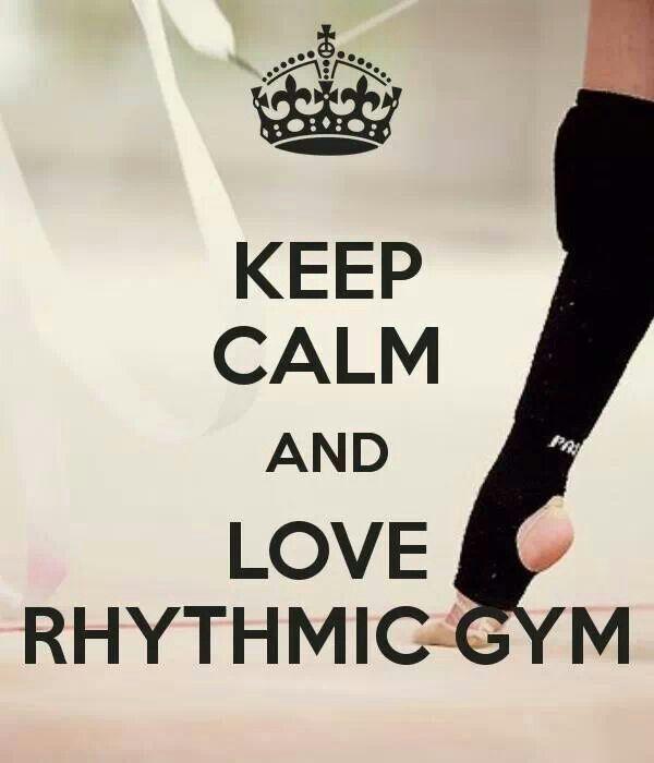 ♥.♥ #gimnasia #ritmica