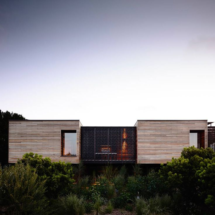 Mornington Peninsula house designed byJeremy Wolveridge
