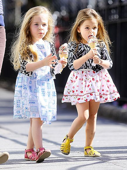 Sarah Jessica Parker, Tabitha and Loretta Broderick: Matching Style : People.com
