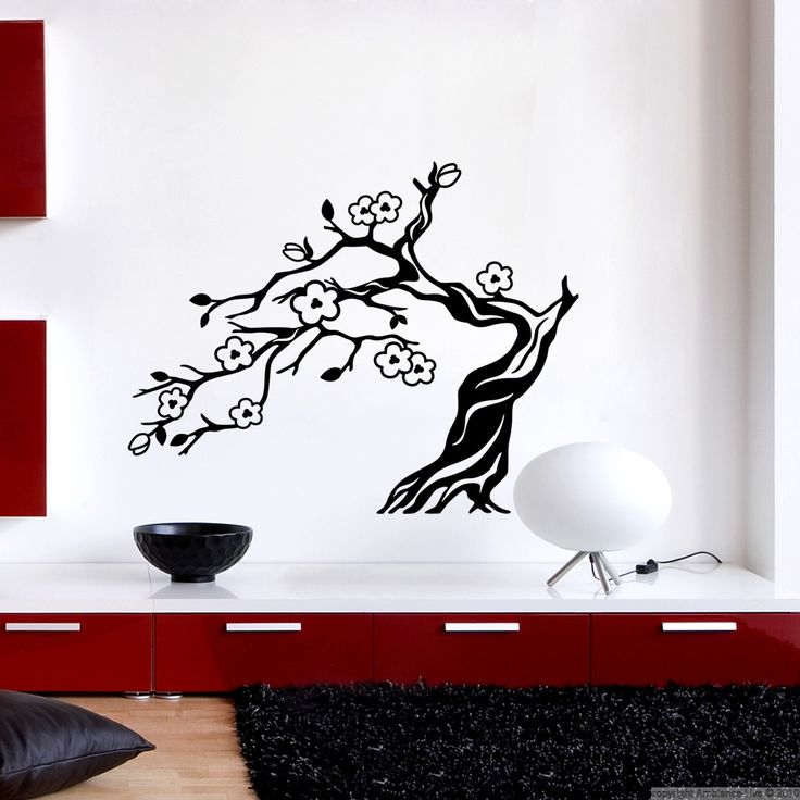 17 best images about galerie stickers arbres tree wall. Black Bedroom Furniture Sets. Home Design Ideas