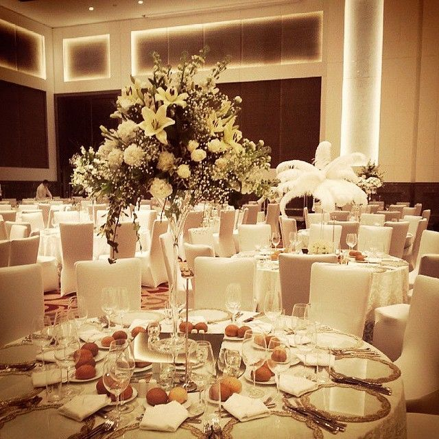 Hayalini kurduğunuz şık ve zarif düğünü Sheraton Adana Otel gerçeğe dönüştürüyor / Sheraton Adana Hotel realizes your dream of an elegant and classy wedding...