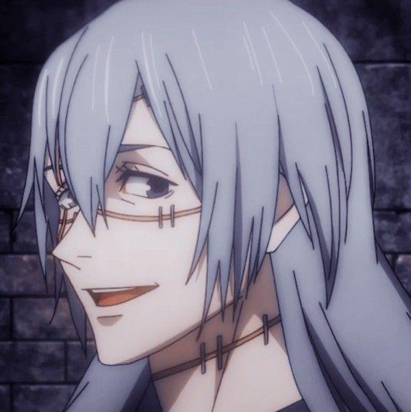 Mahito Anime Anime Icons Aesthetic Anime