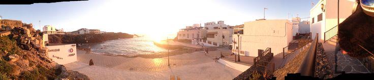 Sonnenuntergang El Cotillo