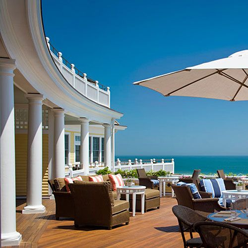 Ocean House - 10 Best Summer Hotels on the Water - Coastal Living