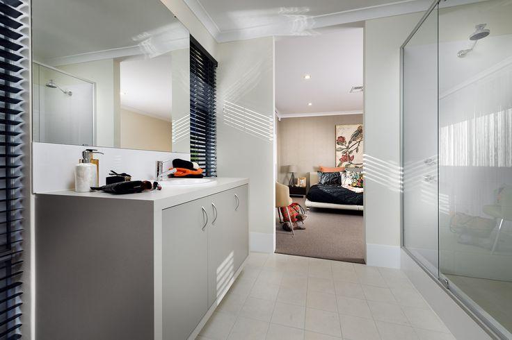 Homebuyers Centre - Aspire Display Home Ensuite