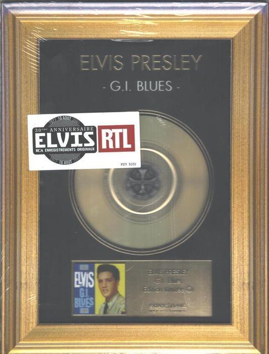 Veel 3 omlijst gouden CD van Elvis Presley.Editie limitée of Elvis Presley.  Veel 3 omlijst gouden CD van Elvis Presley. Editie limitée of Elvis Presley.GI Blues liefdevolle u & lvis Presley. Alle drie speciale maakte bij RTL 4 voor de 30ste verjaardag van Elvis'Death op 16 augustus 1977. Uitgebracht in augustus 2007.MINT nog steeds verzegeld.Zie foto's voor meer fijne details  EUR 1.00  Meer informatie