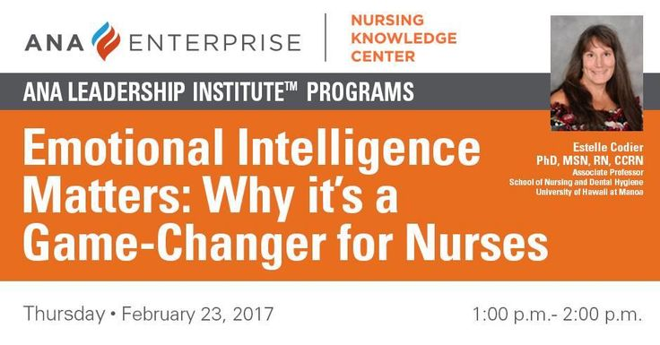 How do your emotions impact your career? Sign up today for our new webinar, Emotional Intelligence Matters: Why it's a Game-Changer for Nurses on February 23, 2017. #nurse #nursing #RN #nurses #ilovenursing #gifts