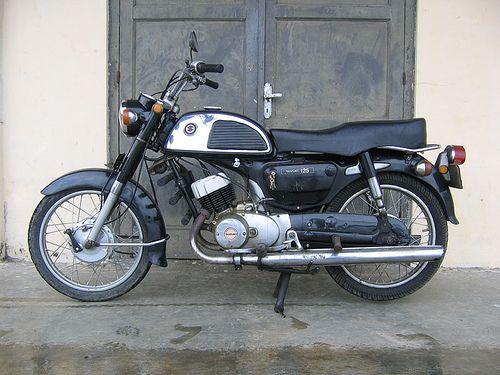 Suzuki K125