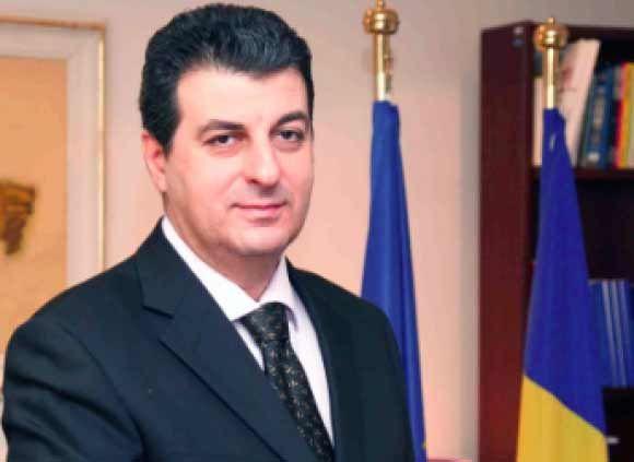 Mihnea Motoc ambasador oficial al României în Regatul Unit al Marii Britanii şi Irlandei de Nord
