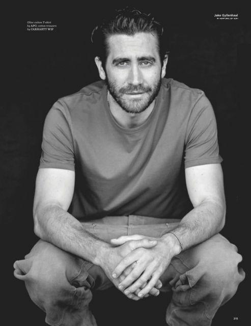 Jake Gyllenhaal, 2016
