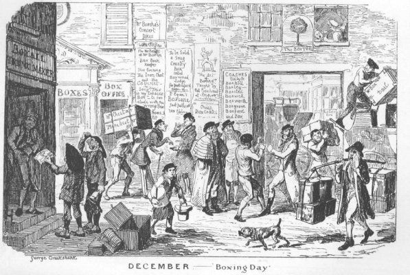 In England, the day after Christmas is Boxing Day. Learn more about what that means and how it got it's name here!