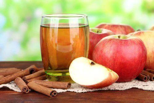 agua de canela y manzana para adelgazar - Salud Eficaz