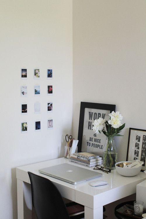 best 25+ minimalist desk ideas on pinterest | desk space, desk