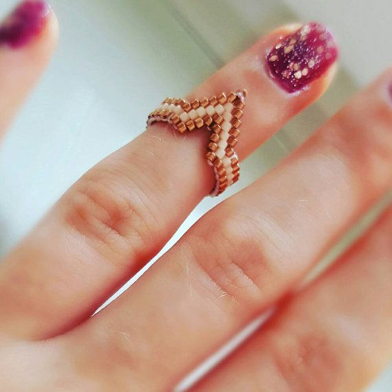 Fingertip Ring Handmade Jewelry By A