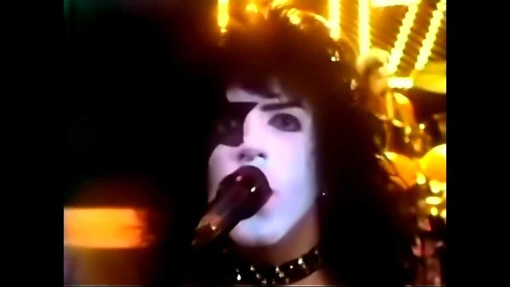 KISS - I Was Made For Lovin' You [Official Music Video] 1979