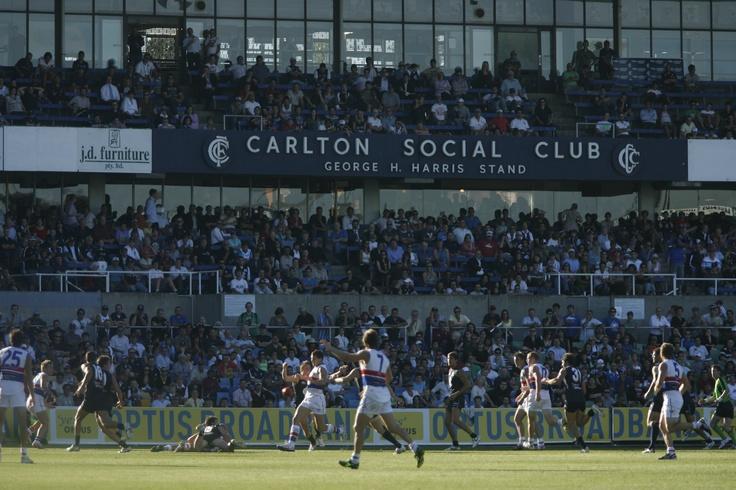 The Carlton Social Club, circa 2008.