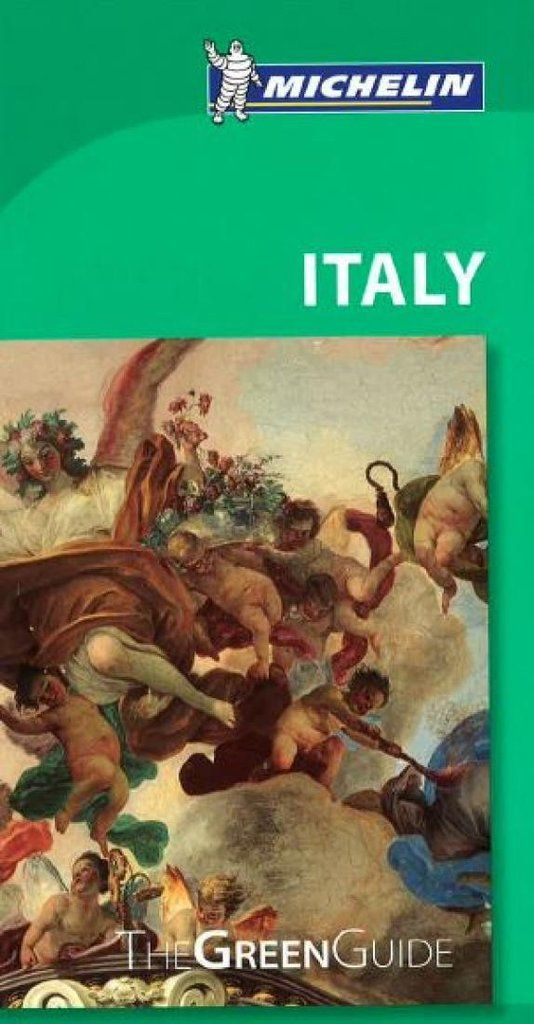 Buy map: Italy, Green Guide by Michelin Maps and Guides – YellowMaps Map Store