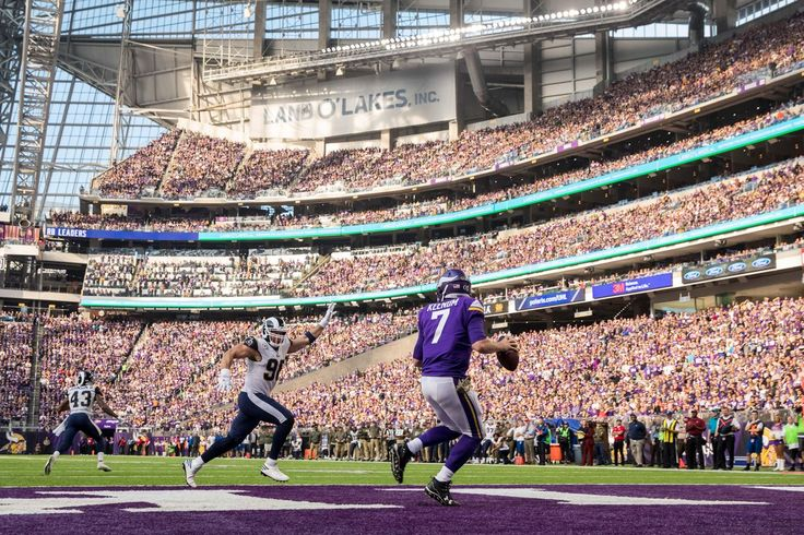 NFL playoff picture 2017: Vikings win crucial Thanksgiving showdown