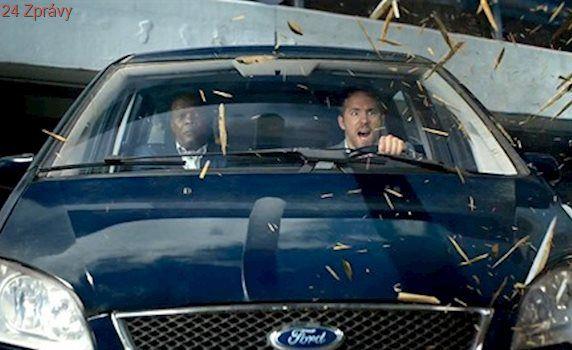 VIDEO: Samuel L. Jackson a Ryan Reynolds jsou Zabiják & bodyguard
