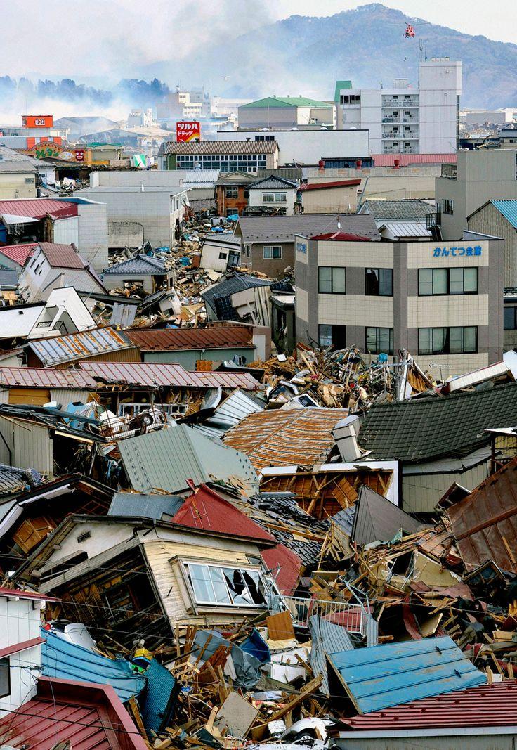 Japan Earthquake: Aftermath