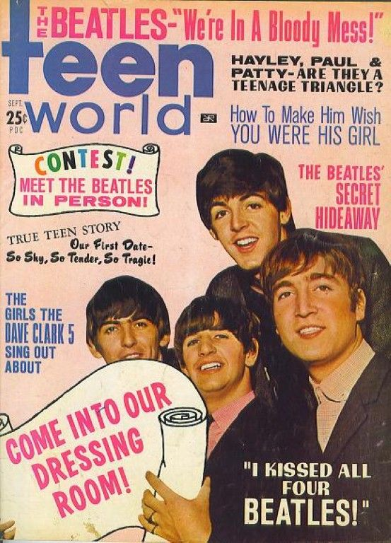 Know site vintage teen world magazine apologise
