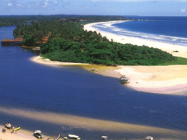 Bentota Beach - Our Honeymoon