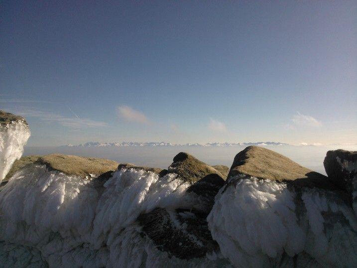 Babia Góra | Babia Hora (1725 m) w -