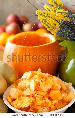 #pumpkin #food #orange #vegetarian #Shutterstock