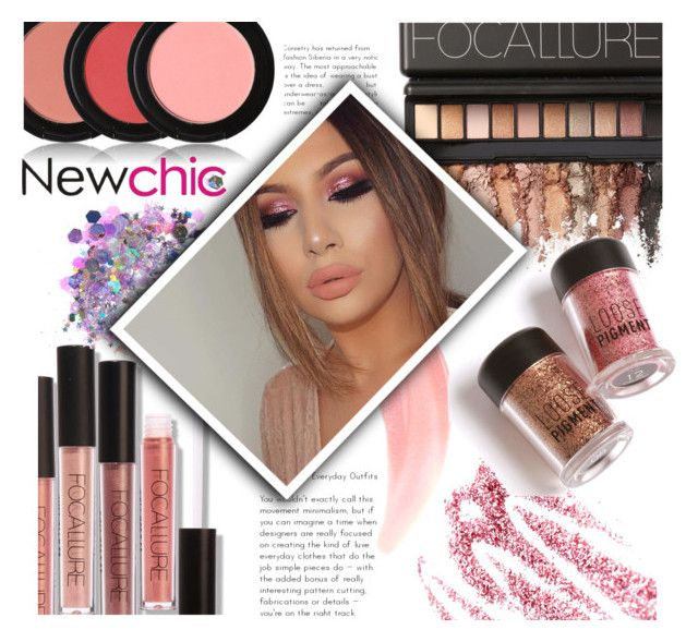 """""""Newchic #23"""" by sandralalala ❤ liked on Polyvore featuring beauty, The Gypsy Shrine and Obsessive Compulsive Cosmetics"""