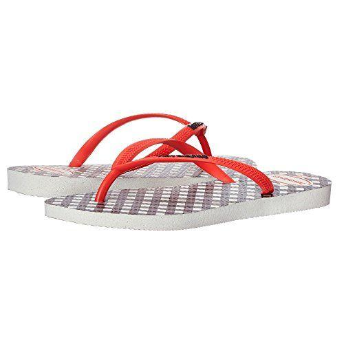(ハワイアナス) Havaianas レディース シューズ・靴 サンダル Slim Retro Flip Flops 並行輸入品  新品【取り寄せ商品のため、お届けまでに2週間前後かかります。】 表示サイズ表はすべて【参考サイズ】です。ご不明点はお問合せ下さい。 カラー:White/Light Red 詳細は http://brand-tsuhan.com/product/%e3%83%8f%e3%83%af%e3%82%a4%e3%82%a2%e3%83%8a%e3%82%b9-havaianas-%e3%83%ac%e3%83%87%e3%82%a3%e3%83%bc%e3%82%b9-%e3%82%b7%e3%83%a5%e3%83%bc%e3%82%ba%e3%83%bb%e9%9d%b4-%e3%82%b5%e3%83%b3%e3%83%80-9/