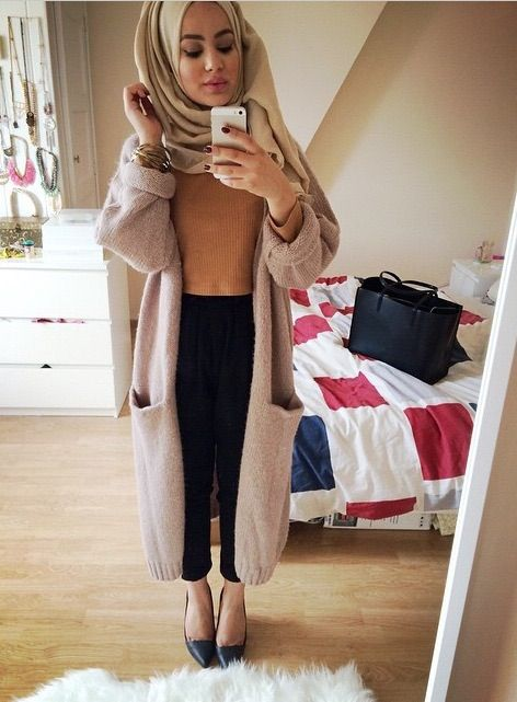 Image de fashion, girl, and hijab