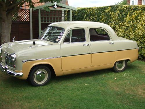 Ford Consul (1953) Maintenance/restoration of old/vintage vehicles: the material for new cogs/casters/gears/pads could be cast polyamide which I (Cast polyamide) can produce. My contact: tatjana.alic14@gmail.com